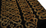 Amore Beaute Handcrafted Gold Quilt