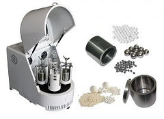 Powder Processing - Ball Milling