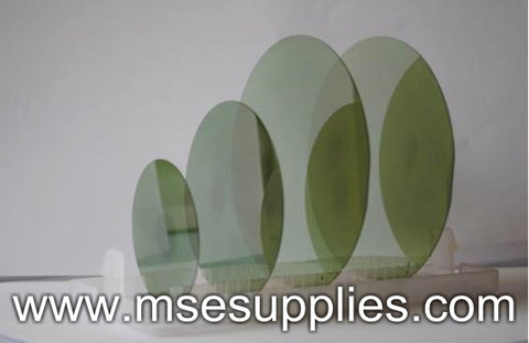 SiC crystal substrates and wafers from MSE Supplies