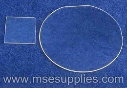 GaN crystal substrate from MSE Supplies