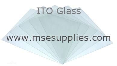 ITO glass from msesupplies