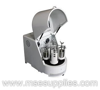 mini planetary ball mill from mse supplies