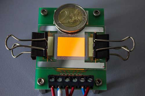 OLED electrode from graphene msesupplies.com