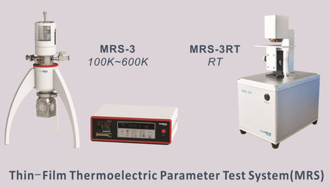 Thin-Film Thermoelectric Parameter Test System (MRS)