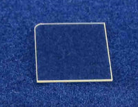 10 mm x 10.5 mm Fe-Doped Semi-Insulating Gallium Nitride Single Crystal C Plane (0001),  MSE Supplies
