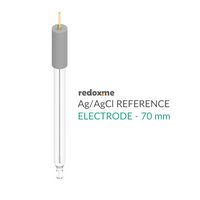 Reference electrode – Ag/AgCl or Ag/Ag+,  MSE Supplies LLC