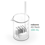 Adjustable substrate rack for 100 mL beaker,  MSE Supplies LLC