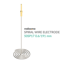 Spiral wire electrode - 50SP17 0.6/191 mm,  MSE Supplies LLC