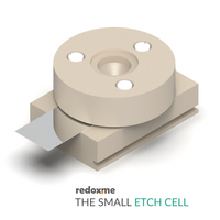 The small etch cell setup,  MSE Supplies