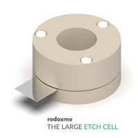 The large etch cell setup,  MSE Supplies LLC