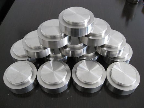 Aluminum Magnesium Sputtering Target AlMg,  MSE Supplies