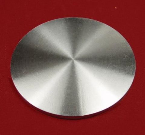 Nickel Chromium Sputtering Target NiCr,  MSE Supplies