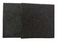 Porous Carbon Foam (300 mm L x 200 mm W x 0.5 mm T) for Catalysis, Battery and Supercapacitor Research,  MSE Supplies