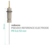 Pseudo-reference electrode – PR 0.6/50 mm,  MSE Supplies LLC