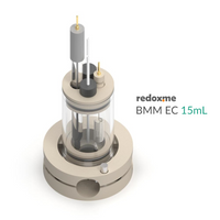 Bottom mount electrochemical cell setup,  MSE Supplies