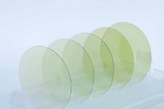 6 inch diameter (150 mm) Silicon Carbide (4H-SiC) Wafers– MSE Supplies LLC