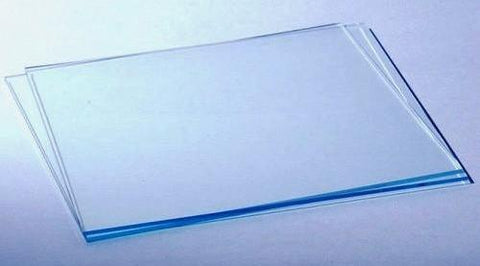 2.0 mm <10 Ohm/sq AZO Coated Glass Substrate,  MSE Supplies