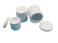 High Purity Boron Nitride (BN) Crucible with Lid,  MSE Supplies