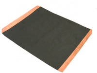 Conductive Carbon Coated Copper Foil For Battery Research (260 mm wide 11 µm thick),  MSE Supplies