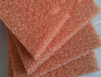 Porous Copper Foam for Battery and Supercapacitor Research (300mm L x 200 mm W x 1.6 mm T),  MSE Supplies