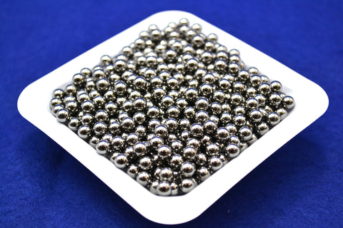 5 mm Spherical Tungsten Carbide Milling Media Balls (Polished) - MSE Supplies LLC