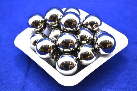 20 mm Spherical Tungsten Carbide Milling Media Balls (Polished),  MSE Supplies LLC