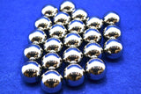 20 mm Spherical Tungsten Carbide Milling Media Balls (Polished),  MSE Supplies