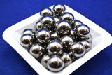 15 mm Spherical Tungsten Carbide Milling Media Balls (Polished),  MSE Supplies LLC