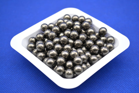 8 mm Tungsten Carbide (WC-Co) Balls for Grinding and Milling, 1kg,  MSE Supplies LLC