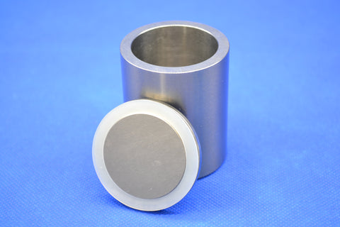 50 ml Tungsten Carbide Planetary Mill Jar,  MSE Supplies