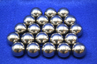 316 Stainless Steel Grinding Media Balls, 1 kg,  MSE Supplies LLC