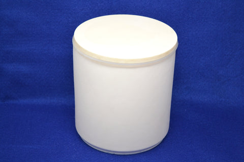2L (2,000 ml) Premium High Alumina Ceramic Planetary Ball Mill Jar,  MSE Supplies