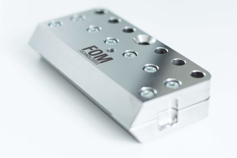Large Slot-Die Heads (51-100 mm width), made by FOM Technologies,  MSE Supplies
