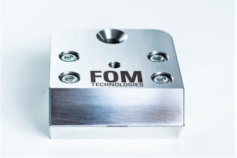 Small Slot-Die Heads (1-25 mm width), made by FOM Technologies,  MSE Supplies LLC