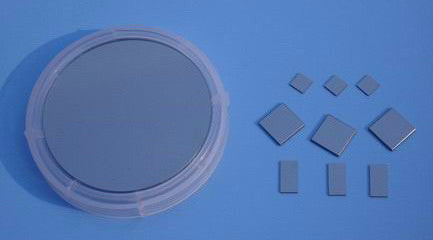 GaAs, Gallium Arsenide, Crystal Substrates - MSE Supplies