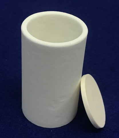 100 mL Magnesium Oxide MgO Crucibles,  MSE Supplies