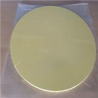 Indium Oxide Sputtering Target In2O3,  MSE Supplies LLC