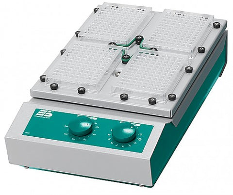 Microplate Shaker TiMix 2 (Edmund Buhler, Made in Germany)