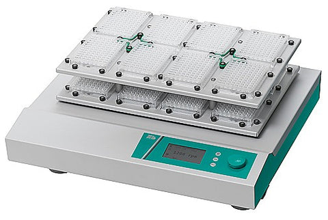 Microplate Shaker TiMix 5 Control (Edmund Buhler, Made in Germany)
