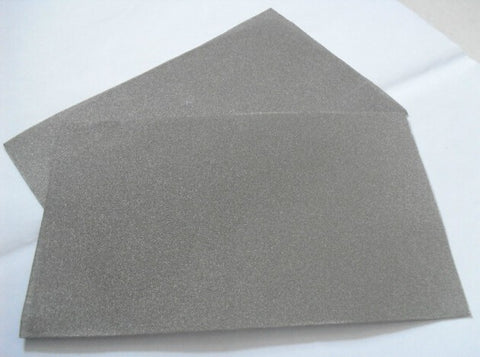 Porous Nickel Foam (300 mm L x 200 mm W x 0.3 mm T) for Battery and Supercapacitor Research,  MSE Supplies