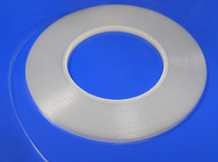 Hot Melt Adhesive (Polymer Tape) for Heat Sealing Pouch Cell Tabs (100m L x 5mm W x 0.1mm T),  MSE Supplies LLC