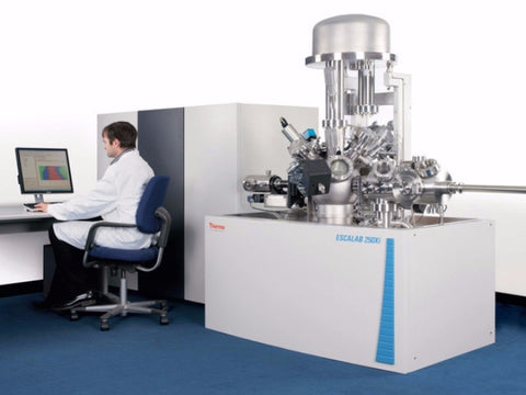 XPS Characterization, X-ray Photoelectron Spectroscopy | XPS-ESCA Analytical Service,  MSE Supplies LLC