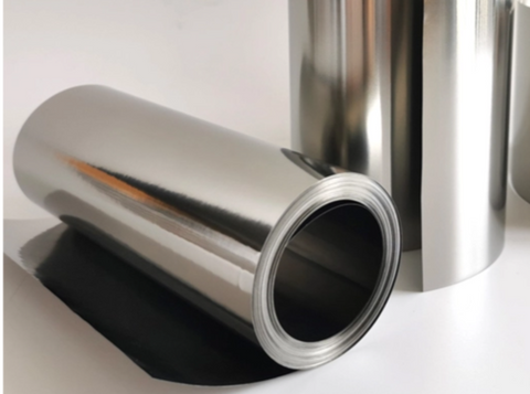 Titanium Foil (150 x 150 x 0.1 mm) for Battery, Fuel Cell and Solar Cell Research,  MSE Supplies