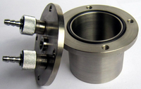 100 ml Stainless Steel Vacuum Planetary Milling Jar - 304 Grade,  MSE Supplies LLC