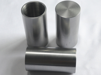Zirconium (Zr) Cylindrical Crucibles,  MSE Supplies