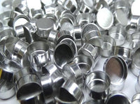 100 pcs Aluminum (Al) Sample Pans with Lids for TGA and DSC - MSE Supplies LLC
