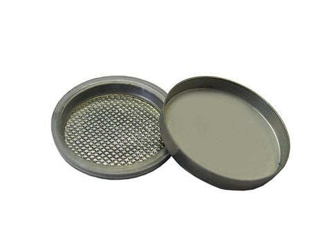 100 pcs of Stainless Steel 304SS CR2016 Coin Cell Cases for Battery Research,  MSE Supplies LLC