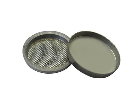100 pcs of Stainless Steel 316SS CR2016 Coin Cell Cases for Battery Research,  MSE Supplies