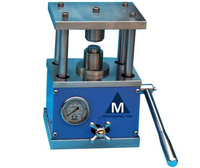 Hydraulic Manual Coin Cell Crimper for CR20XX Series,  MSE Supplies LLC