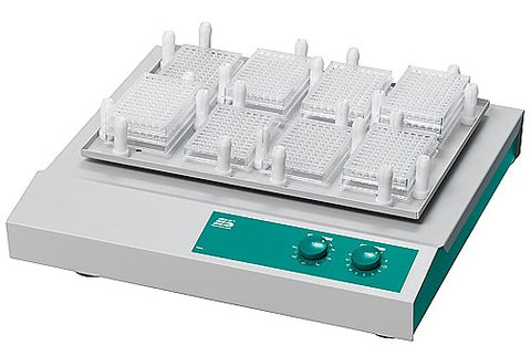 Microplate Shaker TiMix 5 (Edmund Buhler, Made in Germany)